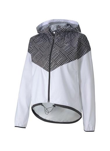 Puma Ceket Beyaz